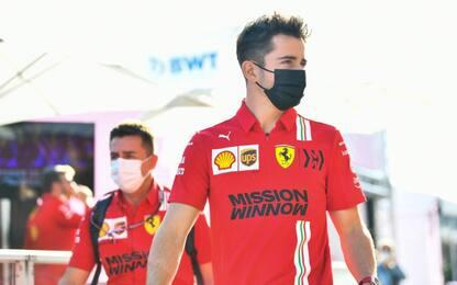 """Leclerc: """"Gli aggornamenti fanno sperare"""""""