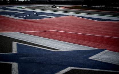 GP Usa, il programma di Austin: si corre alle 21