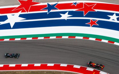 Verstappen-Hamilton, un antipasto da rodeo