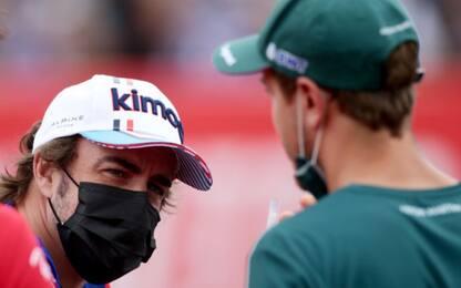 Austin, cambio motore: penalità anche per Alonso