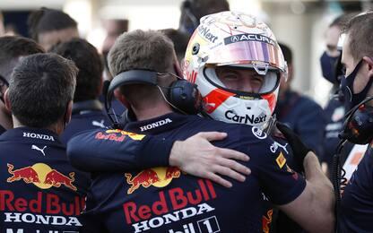 "Verstappen: ""Pole entusiasmante, sarà battaglia"""