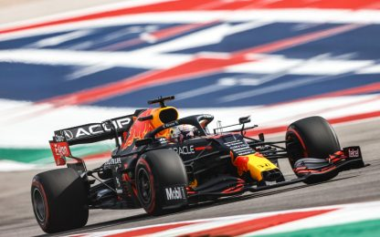 GP Austin LIVE: è duello Verstappen-Hamilton