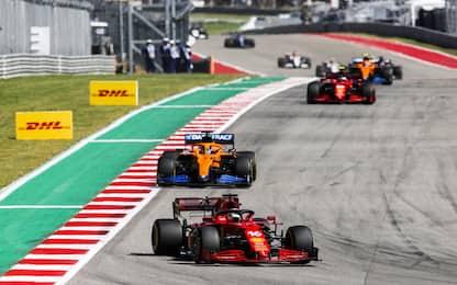 Ferrari batte McLaren: ora è 3^ forza del Mondiale