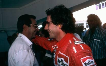 Morto il padre di Ayrton Senna, aveva 94 anni