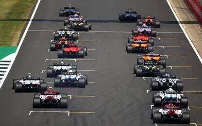 GP Spagna, la griglia di partenza: 6° Sainz