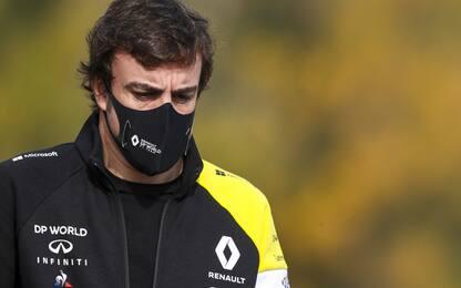 Alonso dimesso dall'ospedale: i tempi di recupero