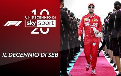 Un decennio di Sky Sport: 10 anni di Seb