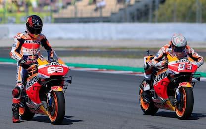 """Marquez: """"Ora il titolo con Honda"""". Attesa Jorge"""