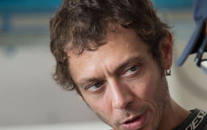 """Rossi: """"Zarco poteva essere importante per Yamaha"""""""