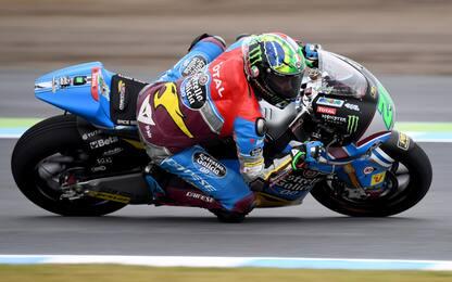 Moto2, libere GP Giappone: Marquez il più veloce