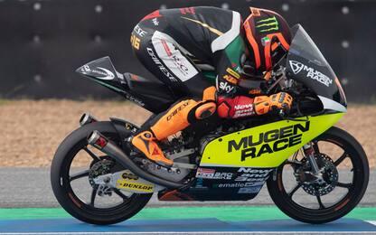 Moto3, libere a Migno. Duello Dalla Porta-Canet