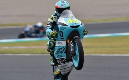 Moto3, Dalla Porta vince e sale a +47 su Canet