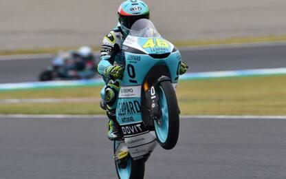 Moto3, Dalla Porta vince e allunga in campionato