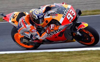 A Motegi vince Marquez, Dovizioso terzo