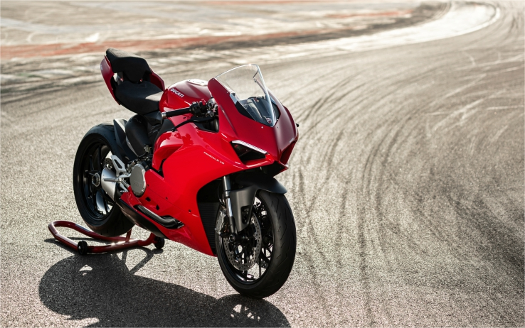 New Panigale V2
