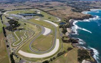 La MotoGP fa tappa in Australia: gara alle 5