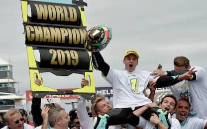 Il 2019 di Dalla Porta, 1° campione italiano Moto3