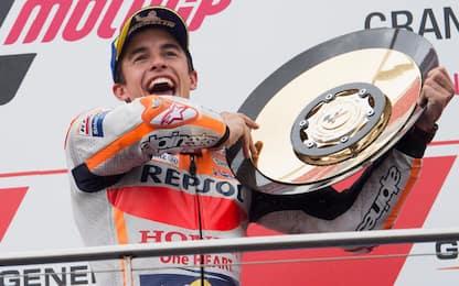 GP Australia, i numeri: Marquez inarrestabile