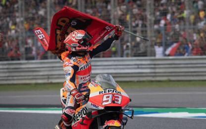 "Marquez no limits: ""Voglio vincere anche a Sepang"""