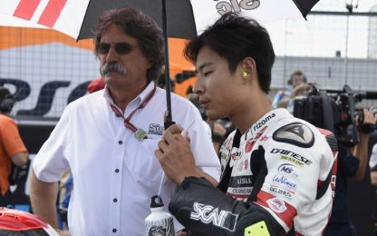 Moto3, team Sic58 in 1^ fila a Sepang con Suzuki