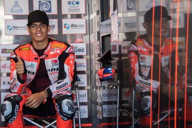 Superbike 2020, Go Eleven accoglie Rinaldi