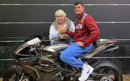 Moto2, MV Agusta sceglie Simone Corsi per 2020