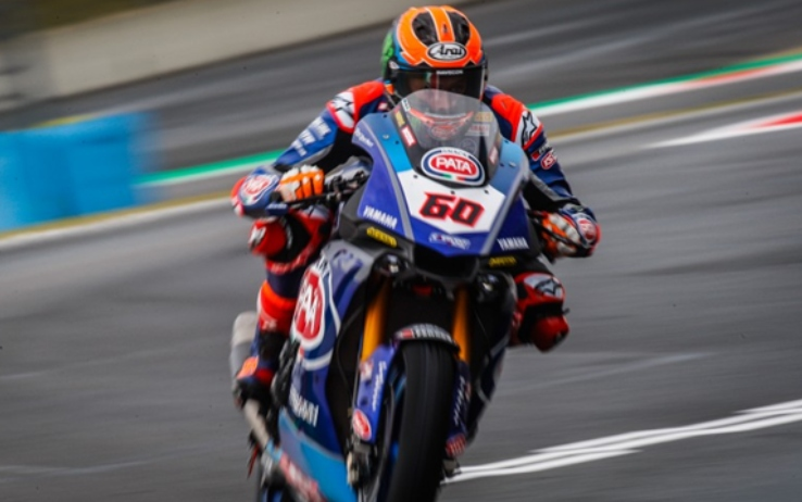 Michael Van der Mark, Yamaha