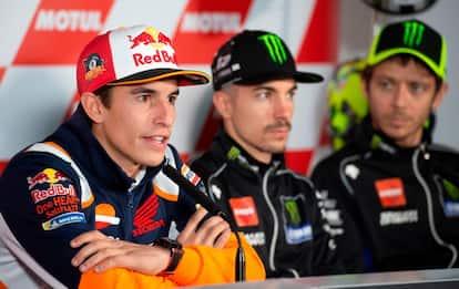 Lorenzo lascia la MotoGP: le reazioni dei piloti
