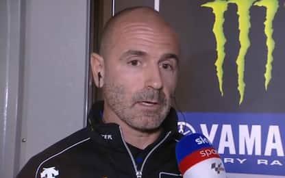 """Meregalli: """"Rossi? Prove rovinate dalle cadute"""""""