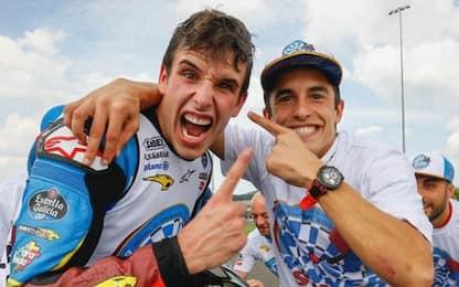 """Marquez: """"Mai spinto mio fratello verso la Honda"""""""