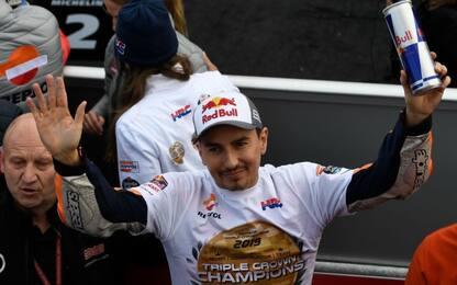 """L'addio di Jorge: """"Lascio la MotoGP a testa alta"""""""