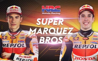 Alex Marquez alla Honda, sarà compagno di Marc