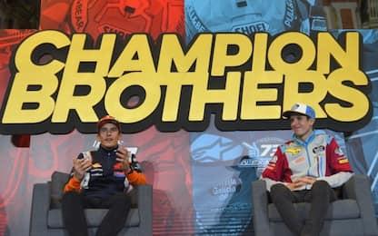 Non solo Marquez: fratelli e compagni nello sport