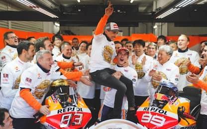 Honda, speciale tributo a Lorenzo. VIDEO