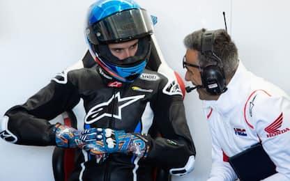 "Alex Marquez: ""A Jerez sarò già nel box con Marc"""