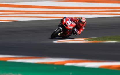 """Dovizioso: """"Piedi per terra fino a Jerez"""""""