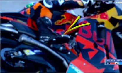 Test Valencia, tutte le novità della KTM. VIDEO