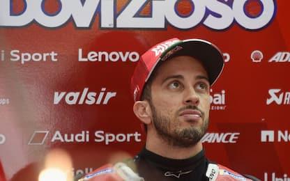 "Test Jerez, Dovizioso: ""Feedback positivi"""