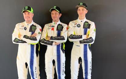 Rossi, al via l'avventura alla 12 Ore di Abu Dhabi