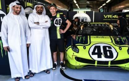 12 ore Abu Dhabi, 6° tempo per Rossi nella FP3