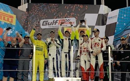 12 Ore Golfo: team di Vale 3°, vince sua categoria