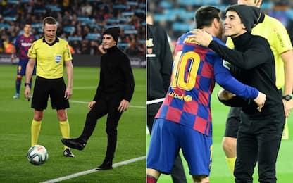 Barcellona-Real, Marquez show al Camp Nou. FOTO