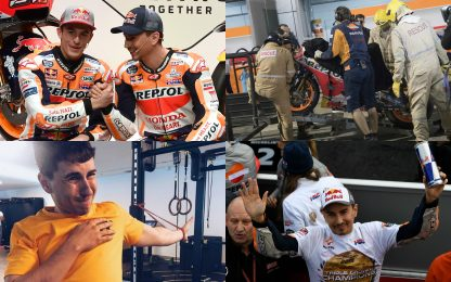 La Honda, le cadute, il ritiro: il 2019 di Lorenzo