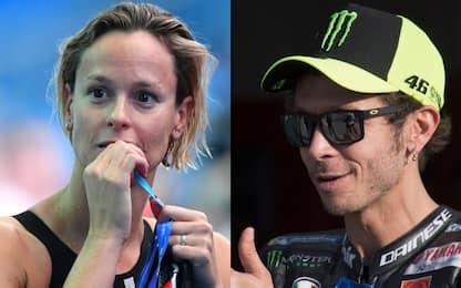 """Fede: """"L'oro o il 10° titolo? Scommetto su Rossi"""""""