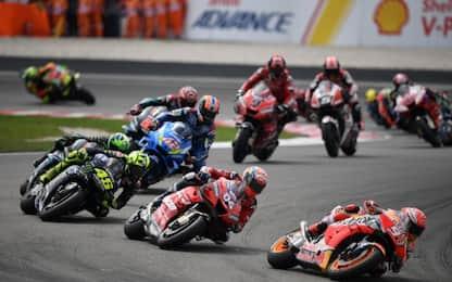 MotoGP, il calendario del Mondiale 2020