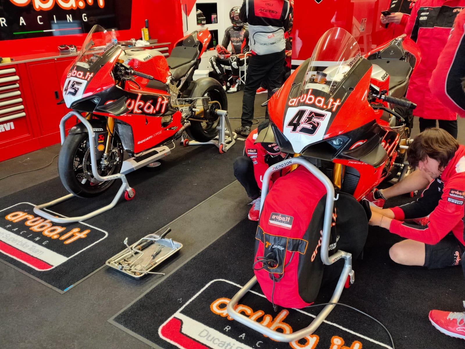 Box Ducati