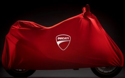 Ducati, la presentazione sul web il 9 febbraio