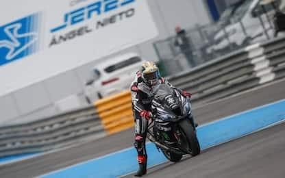 Test SBK, Jerez: nel day-2 prova di forza di Rea