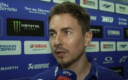 "Lorenzo a Sky: ""Alla Yamaha mi sento a casa"""
