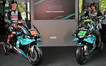 Petronas, la M1 per un ruolo da protagonista. FOTO